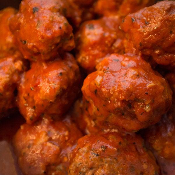 meatballs-marinara